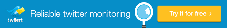 Reliable Twitter Monitoring with Twilert