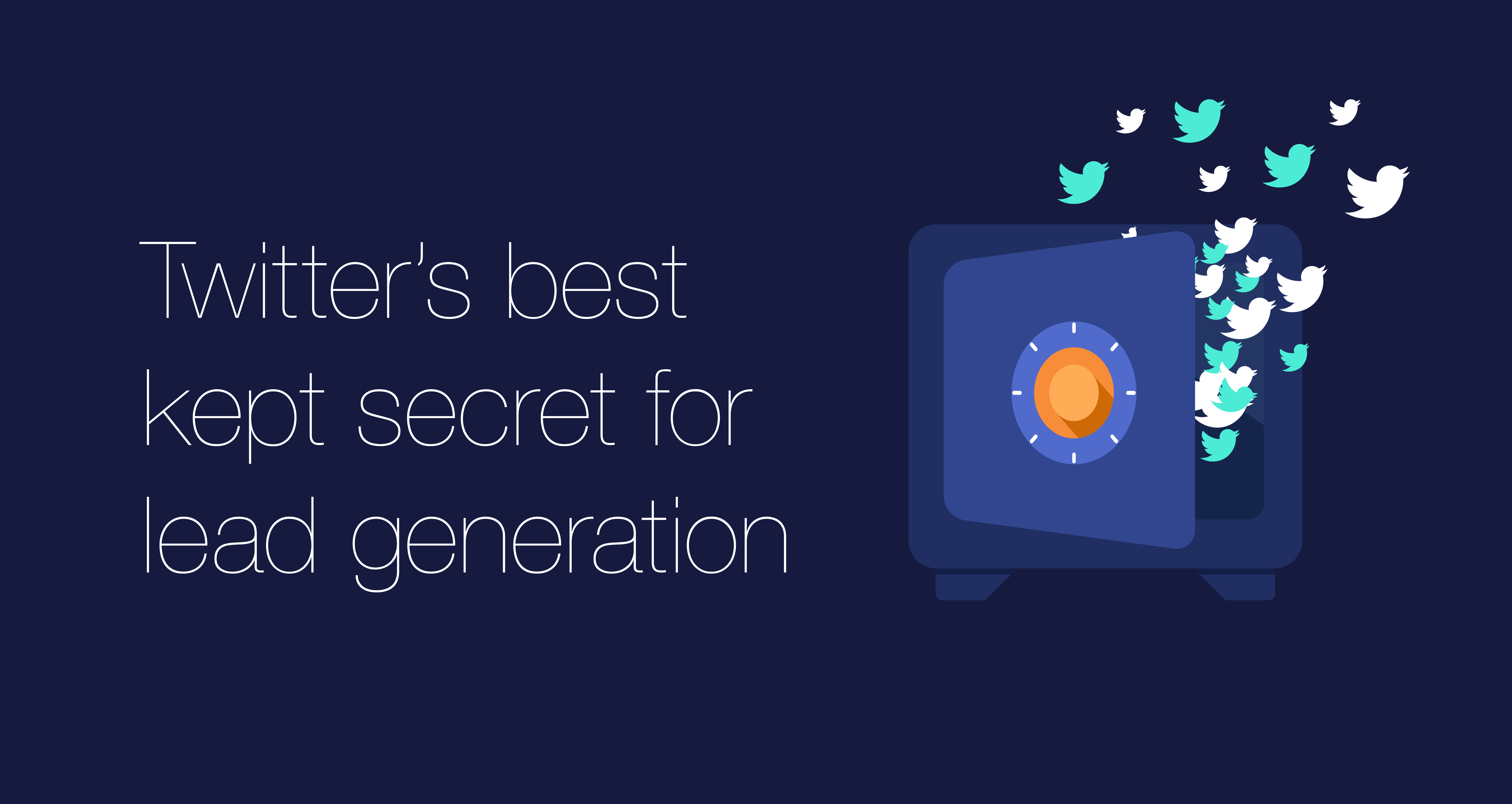 Twitter search for lead generation