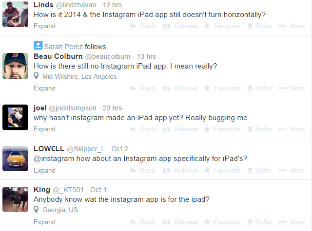 Flow app and how they generate leads From Twitter Search