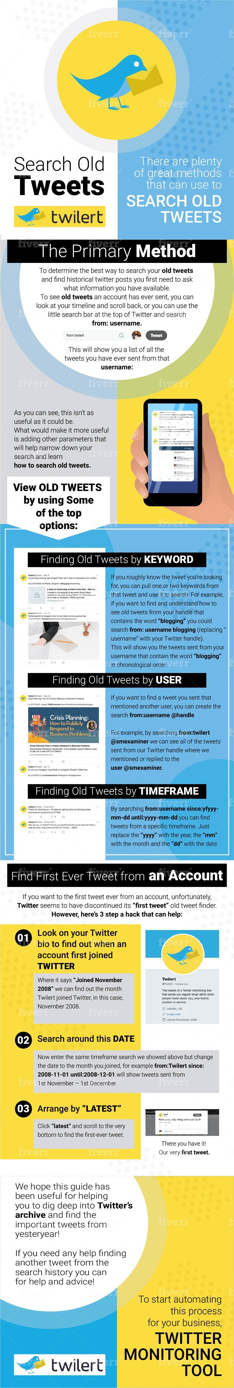 search old tweets infographic